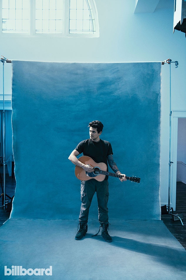 John Mayer, Billboard, November 2018