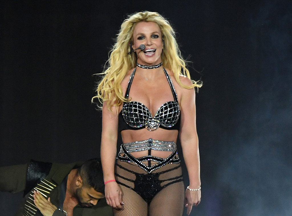 Britney Spears, Piece Of Me tour