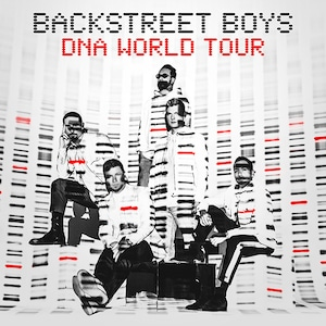 Backstreet Boys, DNA Tour