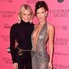 Bella Hadid, Yolanda Hadid, Victoria's Secret After Party 2018