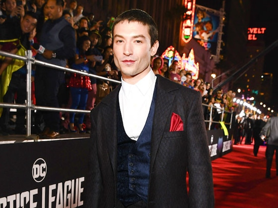 Ezra Miller's Wildly Epic Style Is Proof That Being Yourself Is More Than Enough