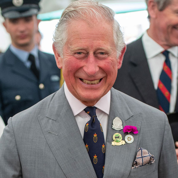 Prince Charles Shares His First-Ever Instagram Post