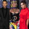 John Legend, Nicki Minaj, Victoria Beckham