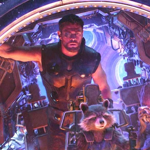 Chris Hemsworth, Avengers: Infinity War