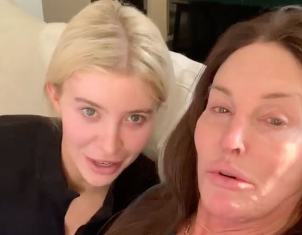 Caitlyn Jenner And Sophia Offers Update After Evacuating