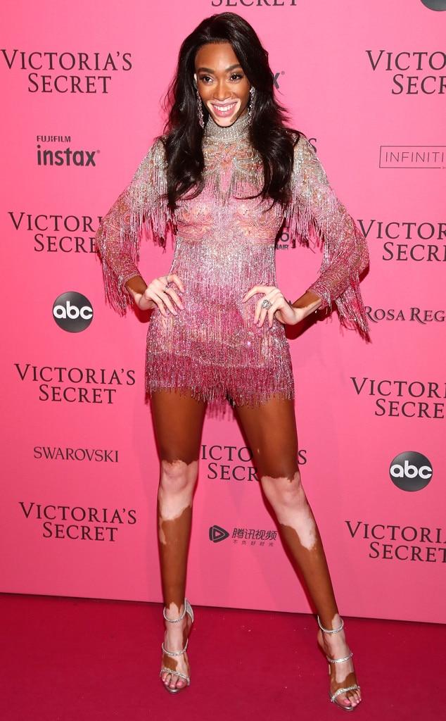Winnie Harlow, Victorias Secret After Party 2018