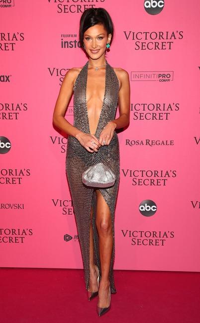 Bella Hadid, Victoria's Secret After-Party in 2018