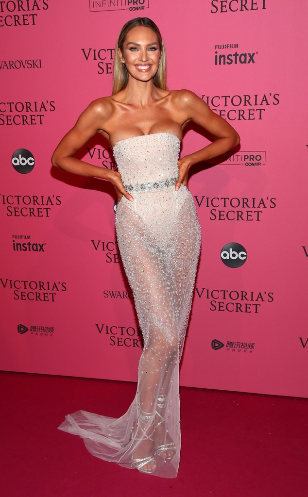 Candice Swanepoel, Victoria's Secret After Party 2018