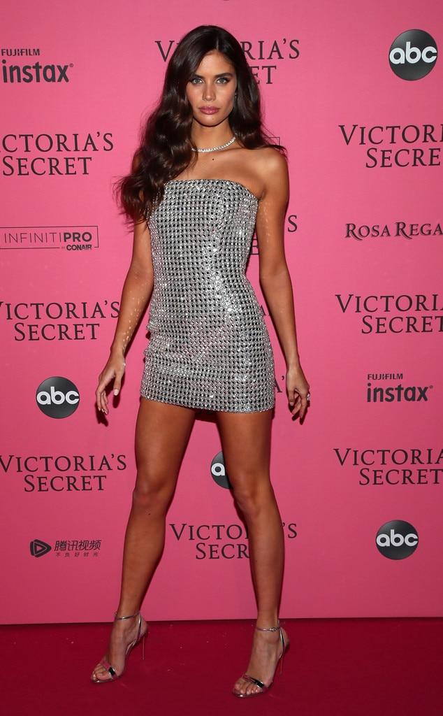 Sara Sampaio, Victoria's Secret After Party 2018