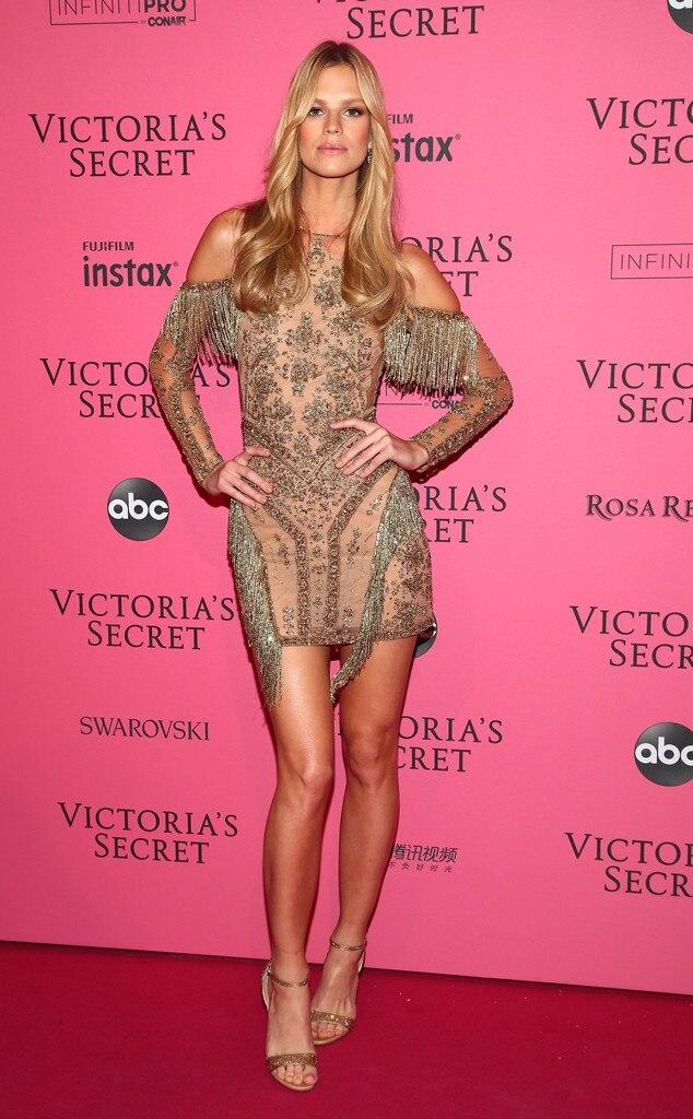Nadine Leopold, Victoria's Secret After Party 2018