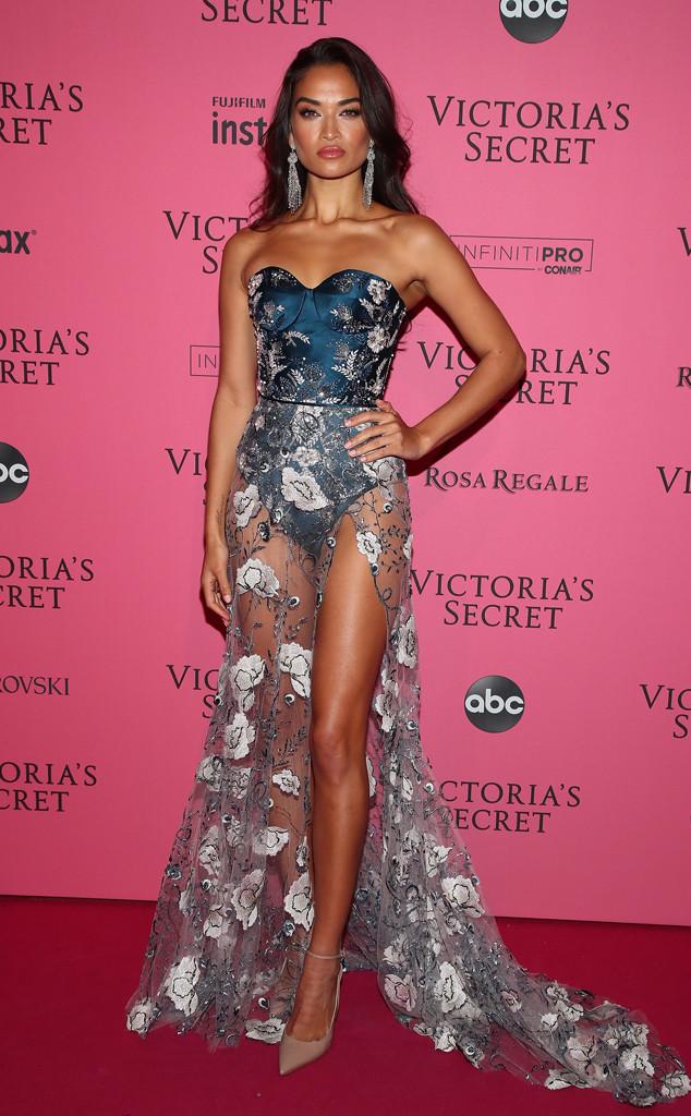 Shanina Shaik, Victorias Secret After Party 2018