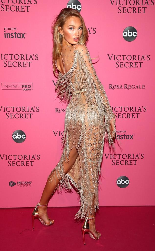 Romee Strijd, Victoria's Secret After Party 2018