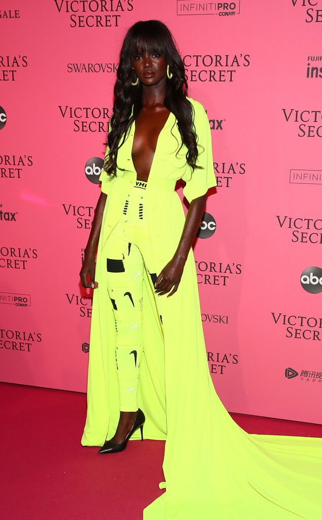 Duckie Thot, Victoria's Secret After Party 2018