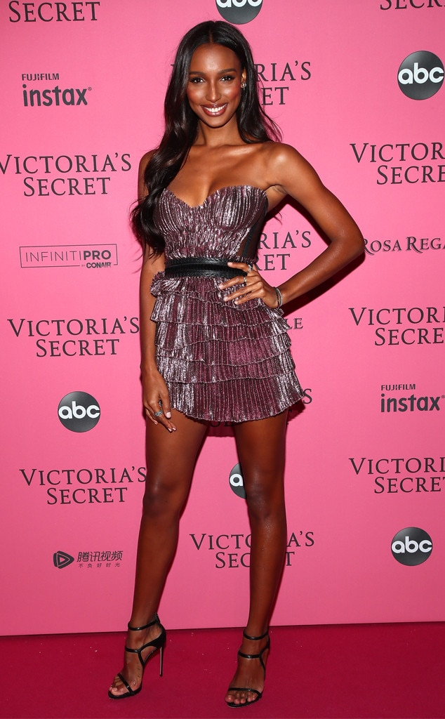 Jasmine Tookes, Victoria's Secret After Party 2018