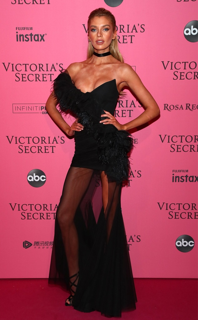 Stella Maxwell, Victoria's Secret After Party 2018