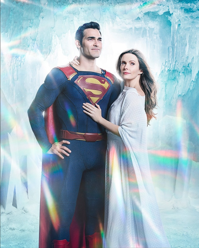 The CW Is Developing A Superman & Lois Lane Series!