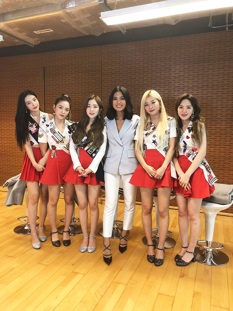 Red Velvet, Hallyu Fest, Singapore
