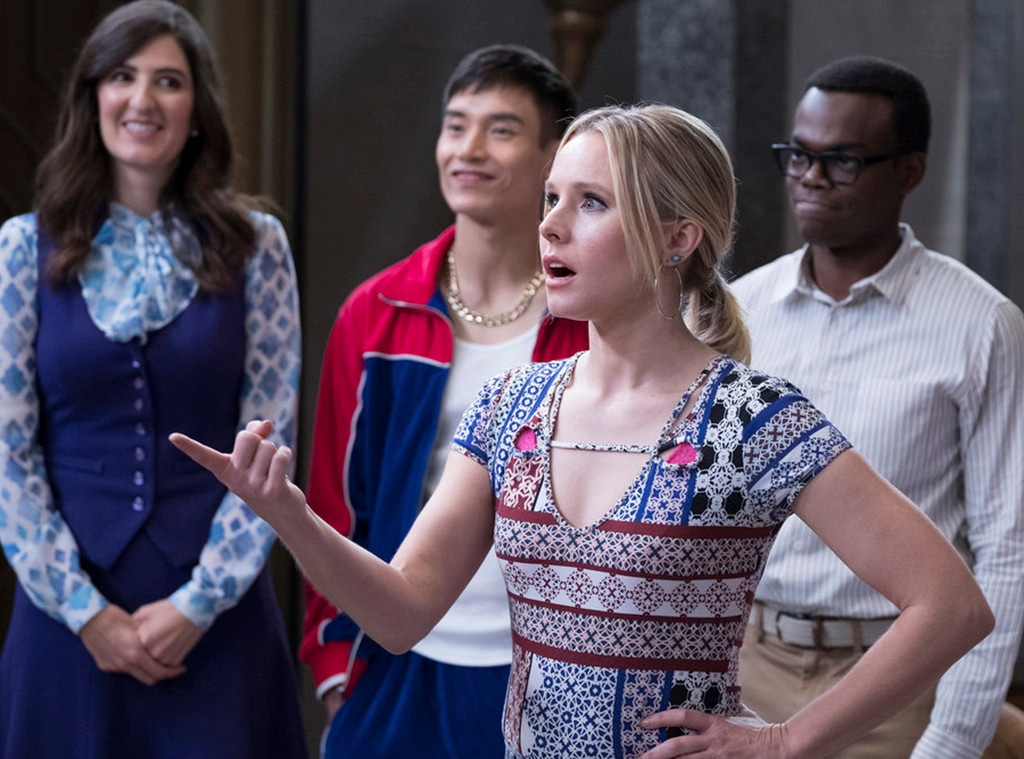 Kristen Bell, The Good Place Finale