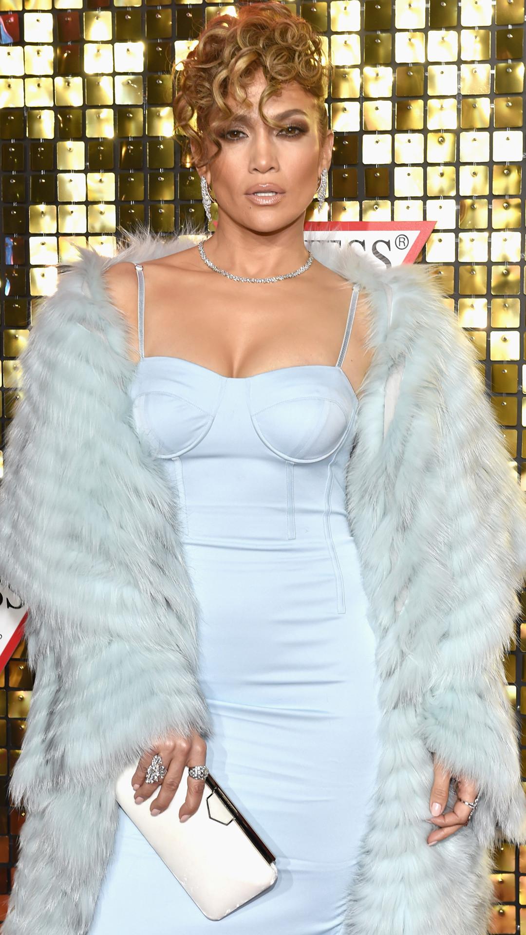 Jennifer Lopez, Guess Spring 2018 Campaign Reveal