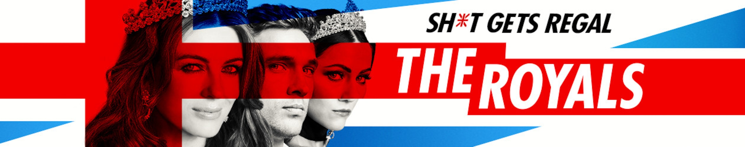 The Royals Tune-In Banner Season 4