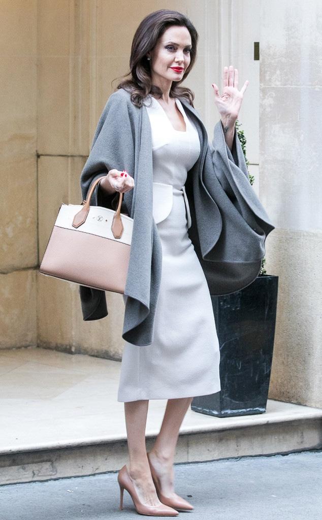 ESC: Best Dressed, Angelina Jolie