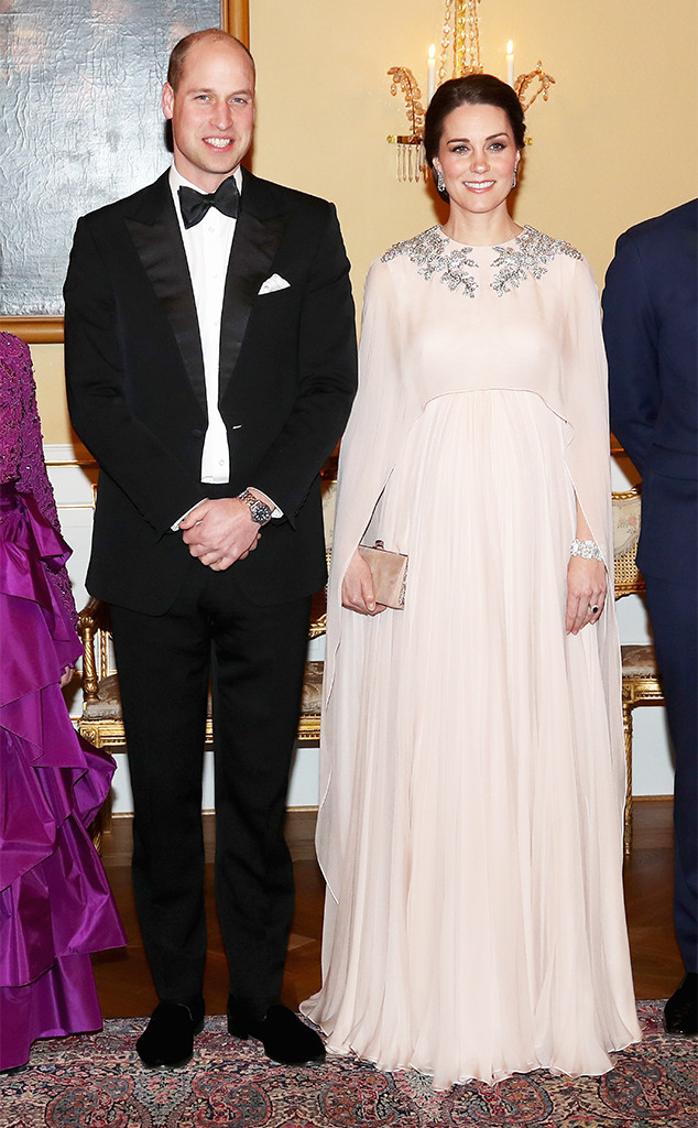 Prince William, Kate Middleton, Norway