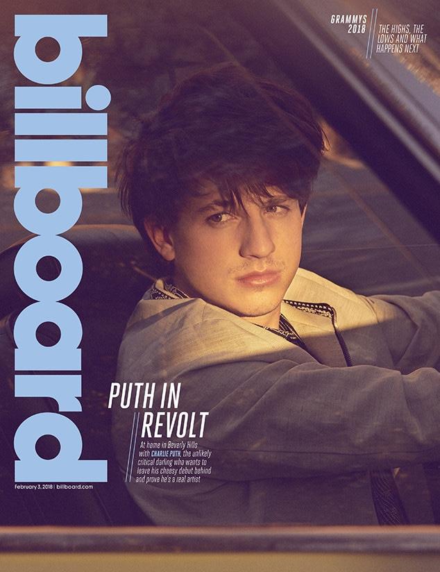 Charlie Puth, Billboard