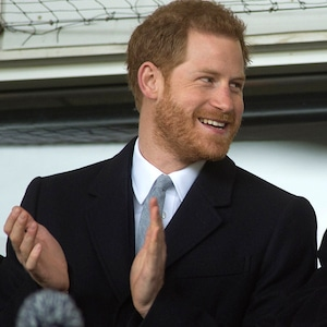 Prince Harry, Rugby, 2018