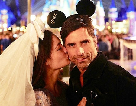 John Stamos Wife Caitlin Mchugh Gives Birth To Baby Boy