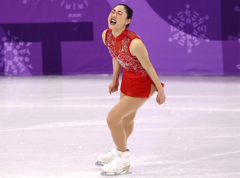 Mirai Nagasu, 2018 Winter Olympics