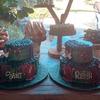 Saint West, Reign Disick, Birthday Party