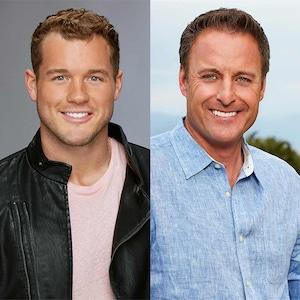 Colton Underwood, Chris Harrison, The Bachelor