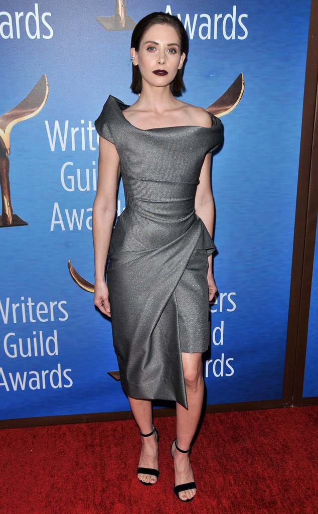 Alison Brie, 2018 Writers Guild Awards