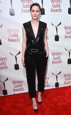 Rachel Brosnahan, 2018 Writers Guild Awards