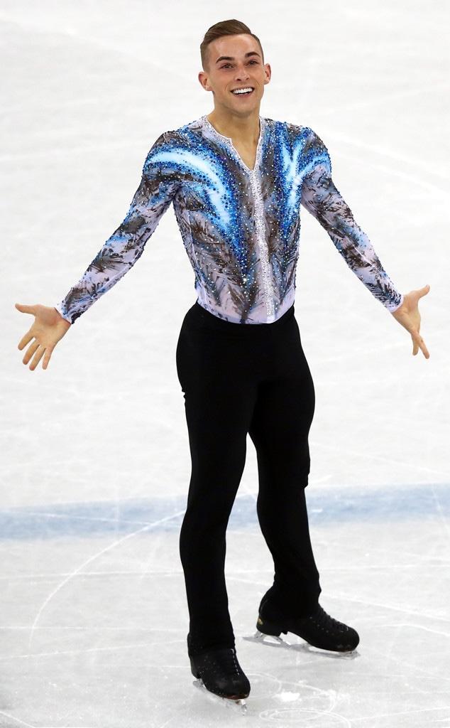 Adam Rippon, 2018 Winter Olympics