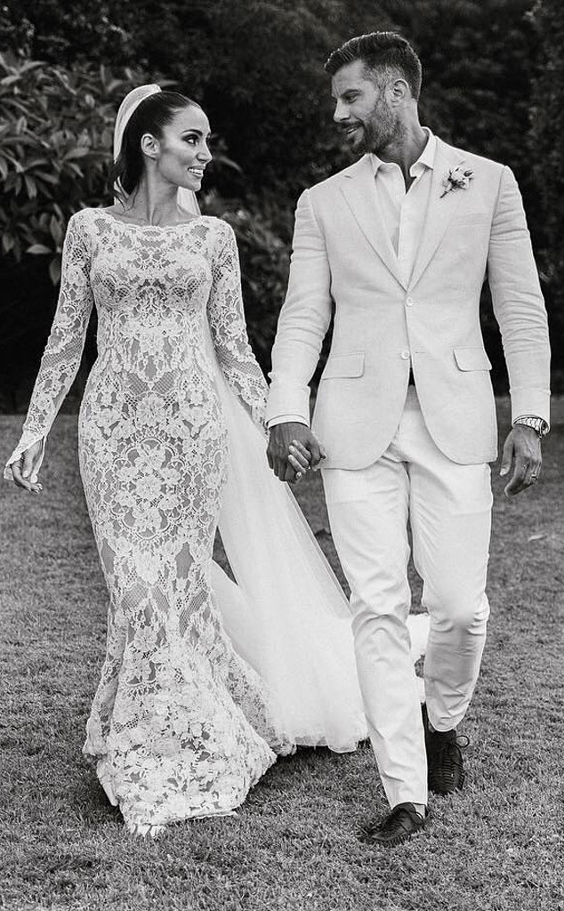 Snezana Markoski, Sam Wood, Wedding
