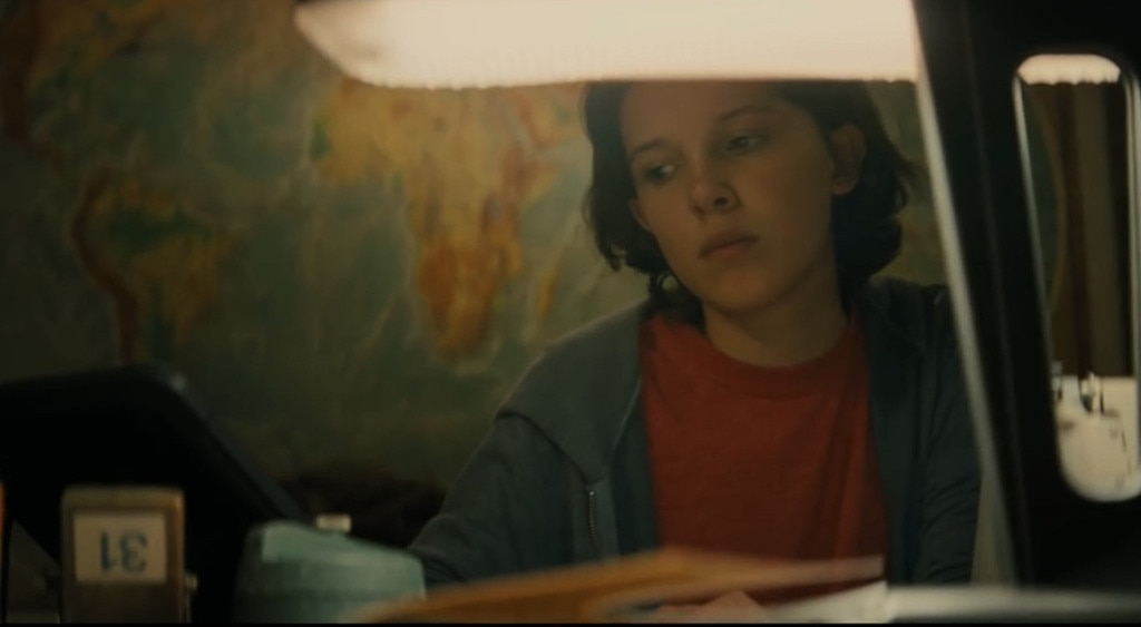 Millie Bobby Brown faces off against Godzilla in new film