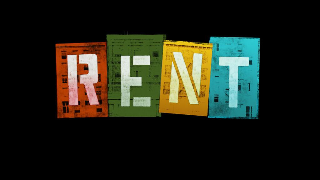 Rent, Rent Live