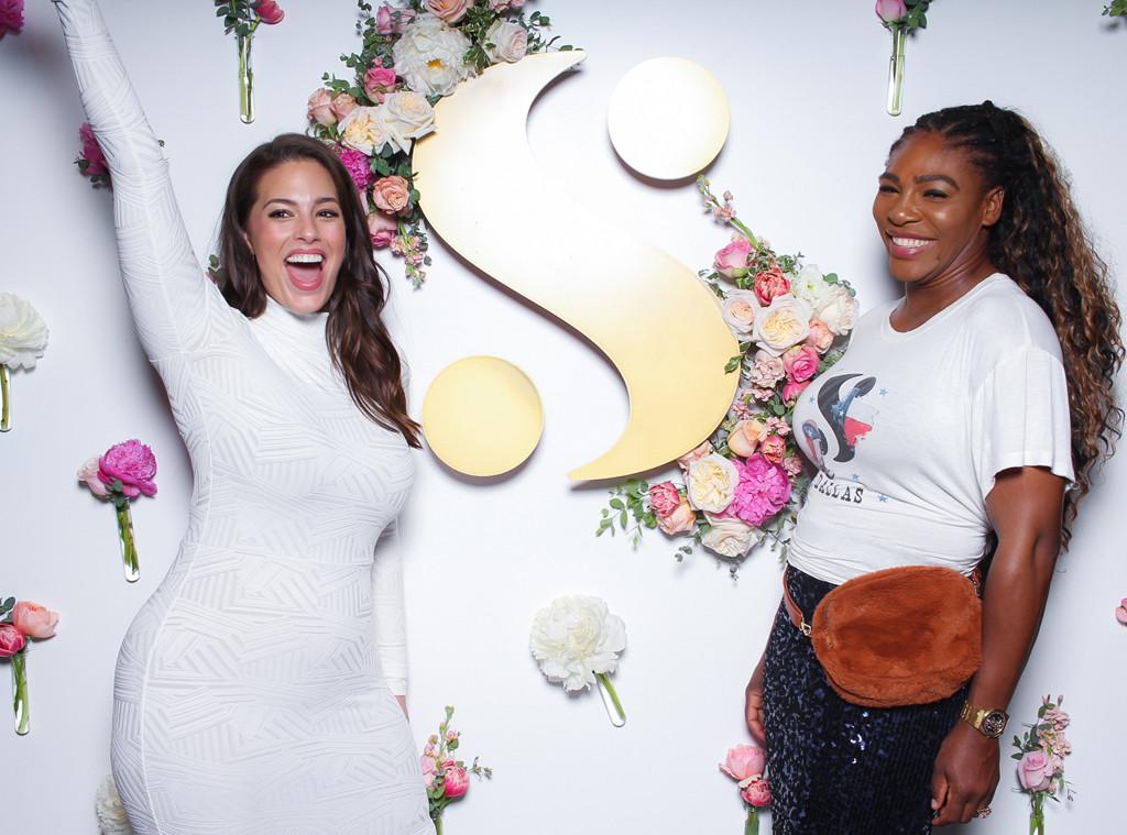 Ashley Graham, Serena Williams