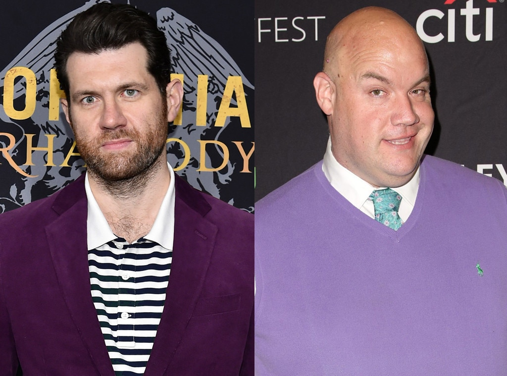 Billy Eichner Guy Branum