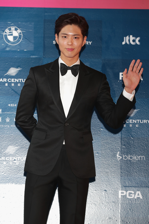 Park Bo-Gum, 53rd Baeksang Arts Awards