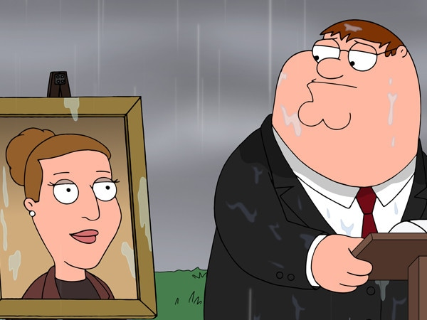 <i>Family Guy</i>'s Tribute to Carrie Fisher's Character Will Make You Cry and Smile