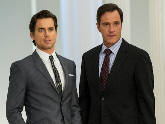 The <i>White Collar</i> Cast's Family Dinner Reunion Will Warm Your Heart