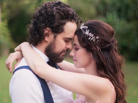 Así fue la emotiva boda de Laura Londoño y Santiago Mora Bahamón