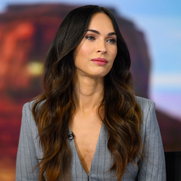 Megan Fox Looks Unrecognizable While Filming New Movie Role