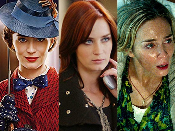 Emily Blunt's Best Roles Prove She's Practically Perfect in Every Way