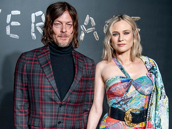 Norman Reedus Shares Rare Photo of Daughter In Honor of Diane Kruger's 43rd Birthday