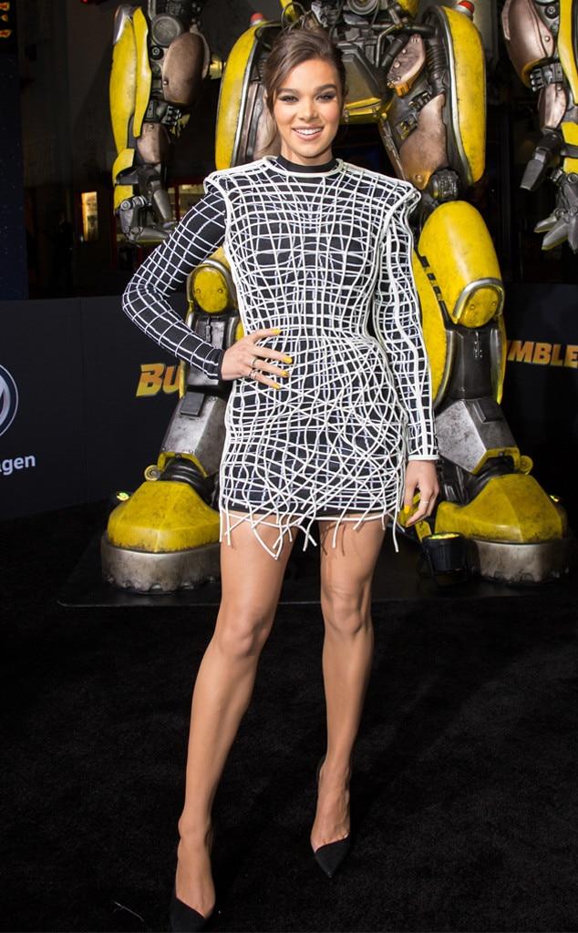 Hailee Steinfeld, Bumblebee Premiere