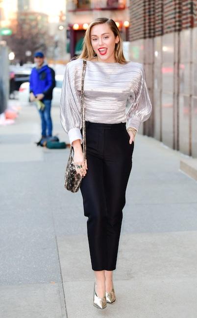 ESC: Best Dressed, Miley Cyrus