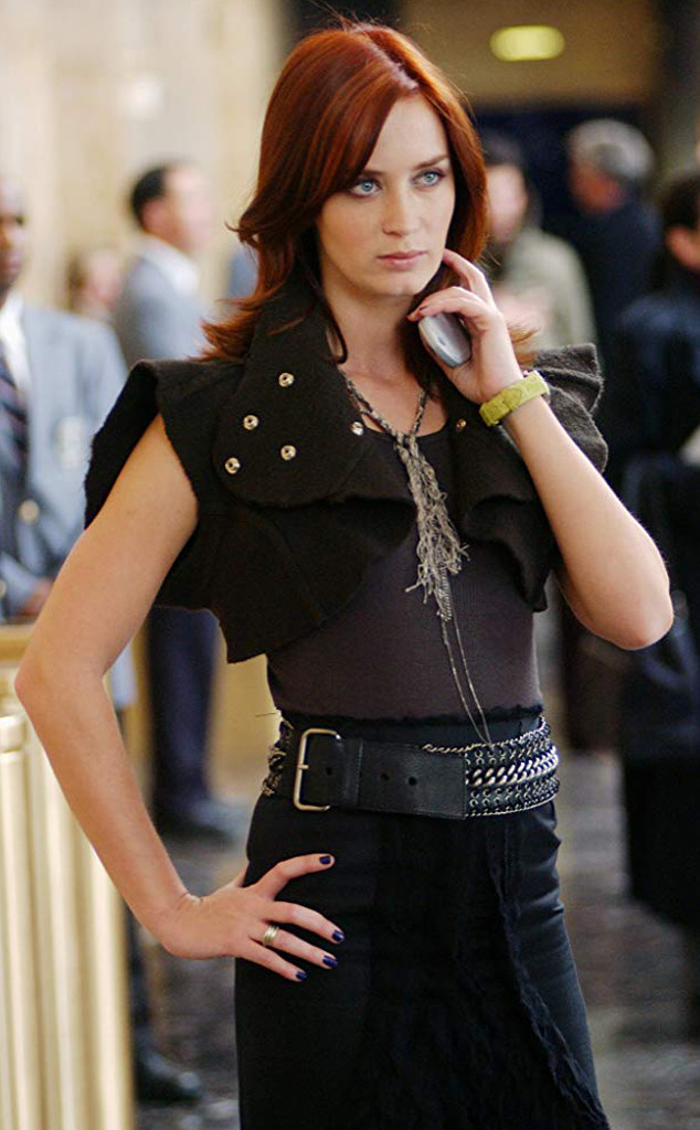 Emily Blunt, The Devil Wears Prada